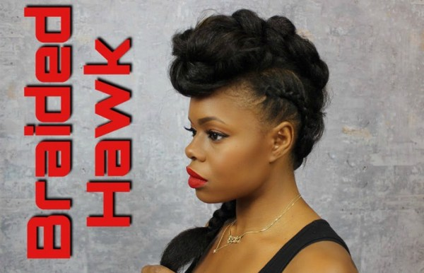 Met Gala Inspired Janelle Monae Hair Tutorial