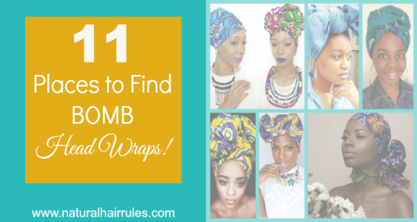 11 Place to Find Head Wraps