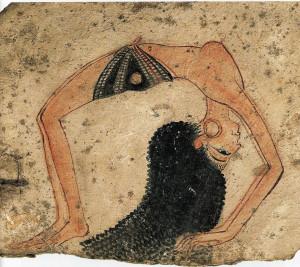 inversion method egyptian
