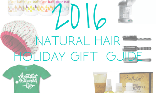 2016 Gift Guide for Natural Hair