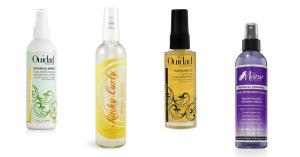 4 Moisturizing Sprays That Won't Frizz Your Hair