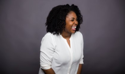 Mental Health Natural Hair Blogger Tamara Floyd