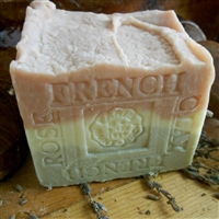 Lavender Jasmine Soap Aged  Large Limited Edition with Sea And Rose Clay