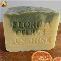 Large Citrus Soap Bar
