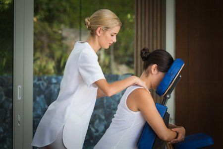 chairmassage  Natural Healers