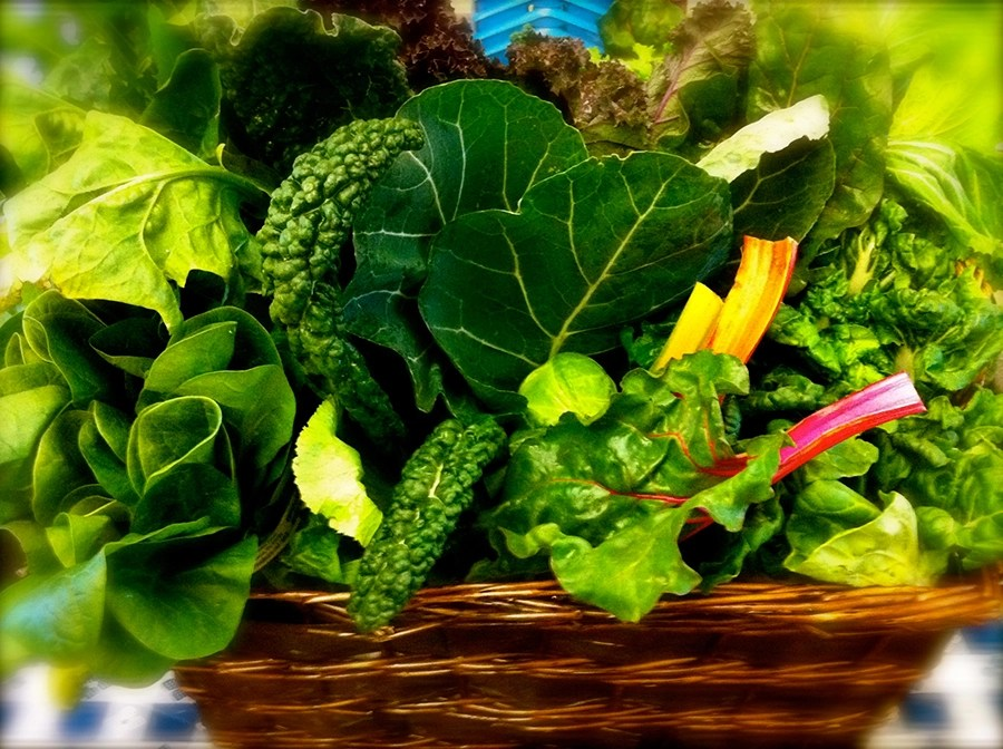 Leafy Veggies Monitors Brain Centers And Manages Them