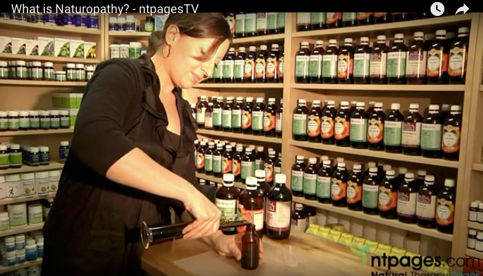 Leah Hechtman. What is Naturopathy?