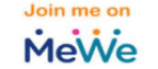 Find me on MeWe