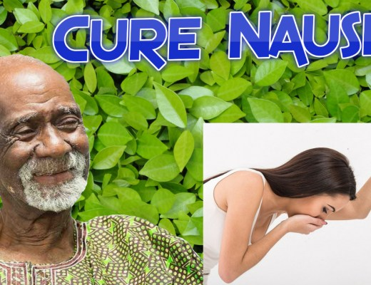 Remedy For Nausea And Vomiting