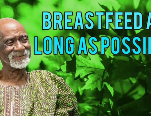 Breastfeeding With Sea Moss
