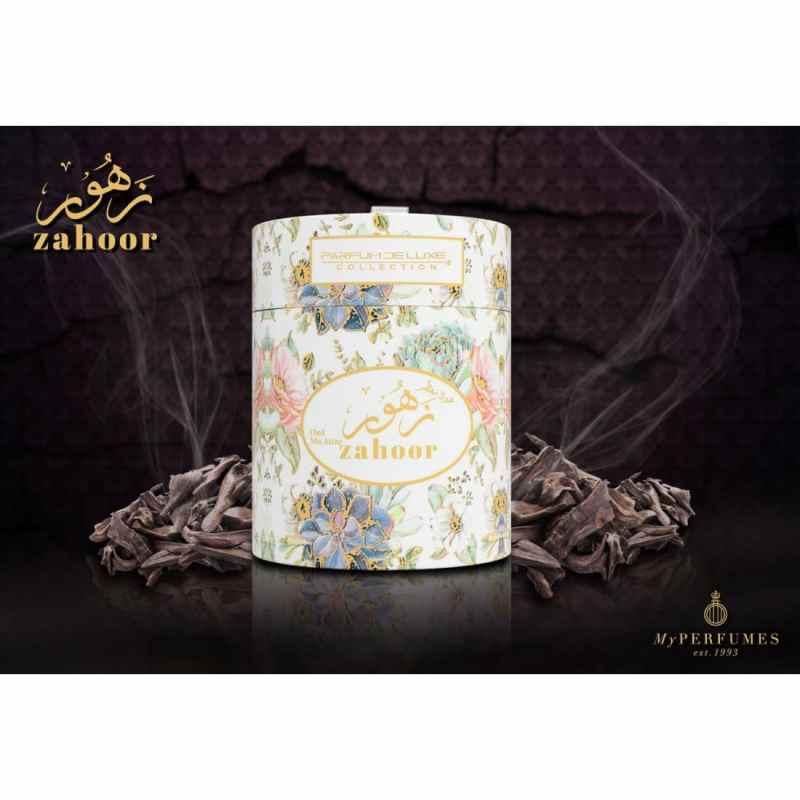 bakhoor zahoor-oud-muattar-25gm 2