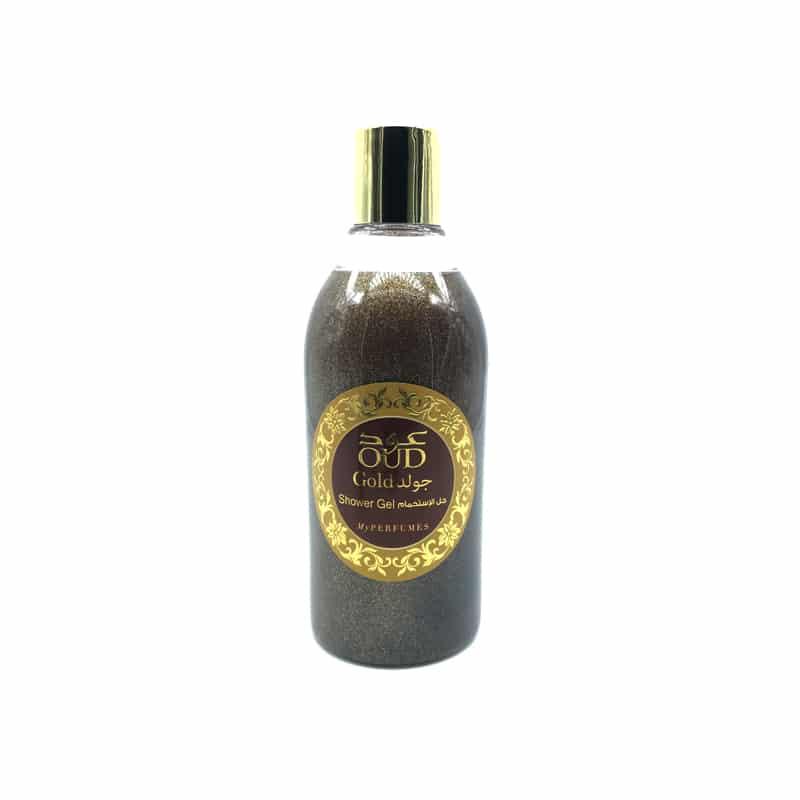 Gel douche parfumé Oud Gold 300ml – My Perfumes