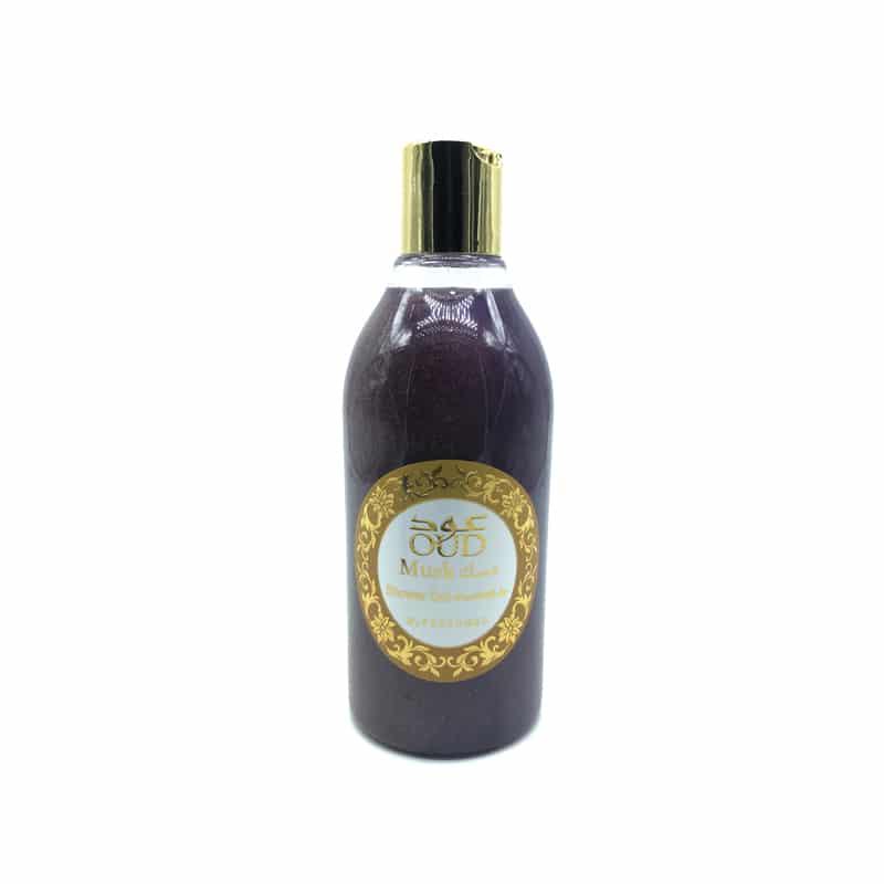 Gel douche parfumé Oud & Musk 300ml – My Perfumes