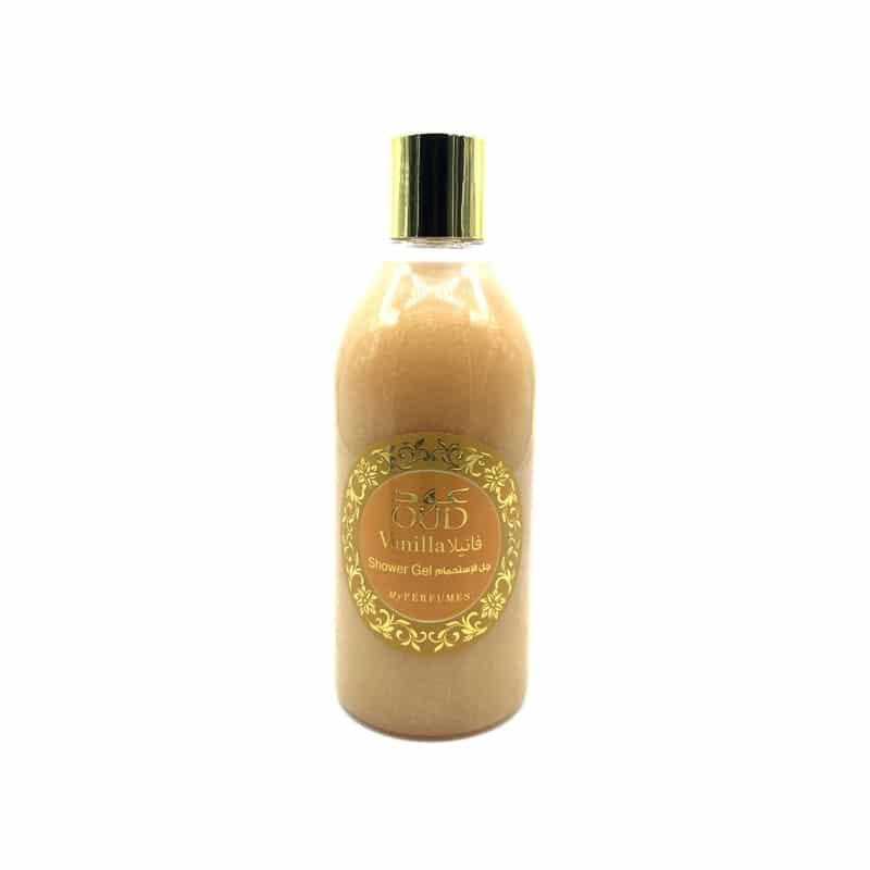 Gel douche parfumé Oud & Vanille 300ml – My Perfumes