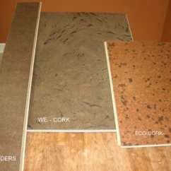Cork Floor Kitchen Plastic Trash Can Solid Flooring Natural Interiors Ask This Green Gal