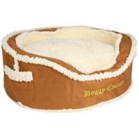 Juicy Couture Shearling Dog Bed