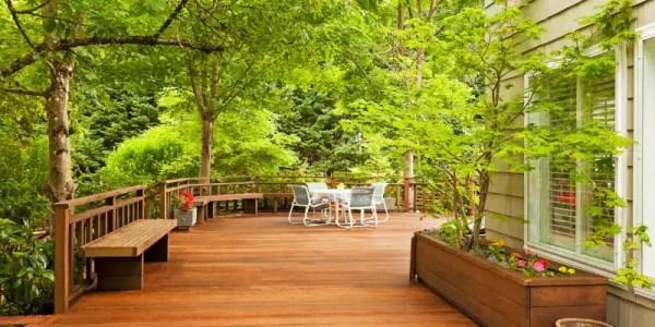 top landscaping ideas built