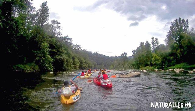 canoas nalon oviedo