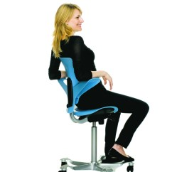 Fabric Outdoor Chairs Chair Design Meaning Hag Capisco Puls 8010 | Ergonomic