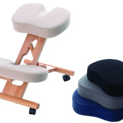 Coccyx Kneeling Chair Facial Chairs Equipment Putnams Posture