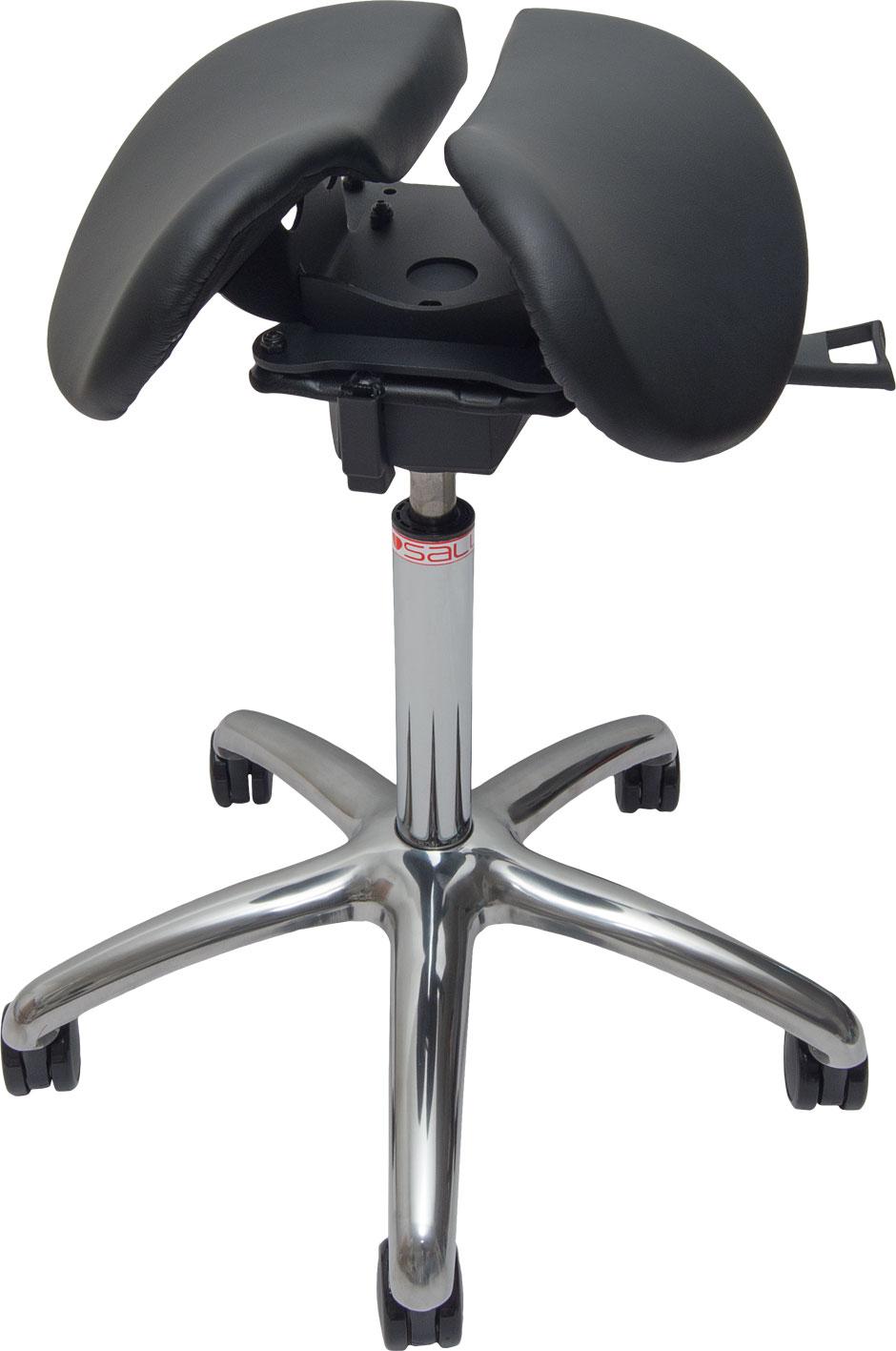 black metal outdoor chairs wedding chair covers northampton salli string saddle | uk dealer ergonomic