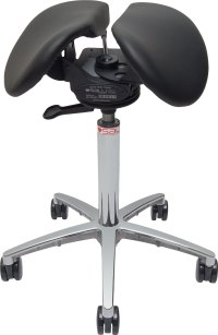 Salli Swing Fit Saddle Chair | Ergonomic Chair | UK