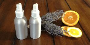 Homemade Lavender Air Freshener