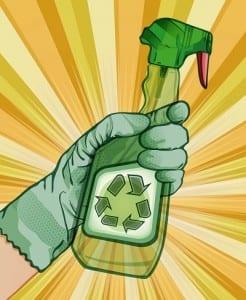 Природные чистящие средства