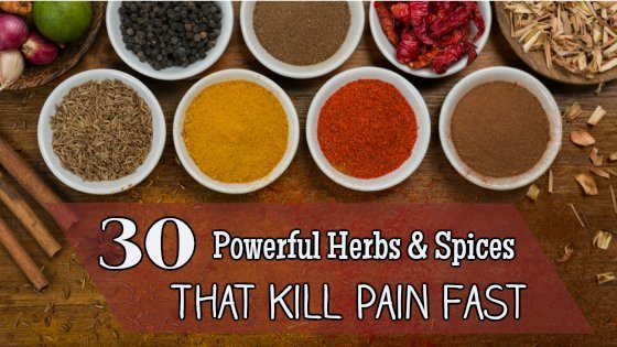 Car Burn Out Wallpaper 30 Powerful Herbs Amp Spices That Kill Pain Fast