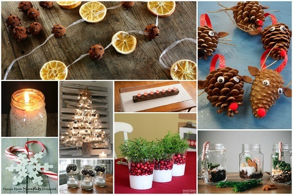 32 Homemade EcoFriendly Christmas Decorations That Look