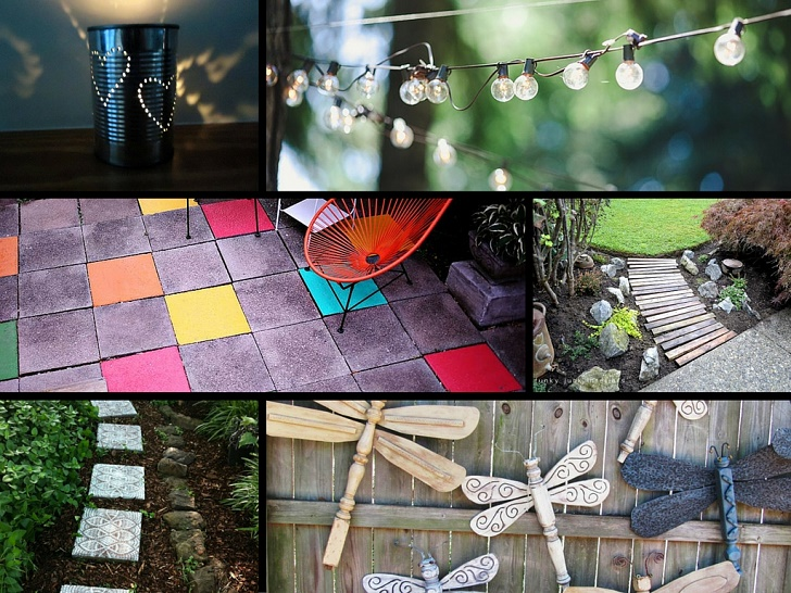 Genius Ideas To Beautify Your Garden On A Budget
