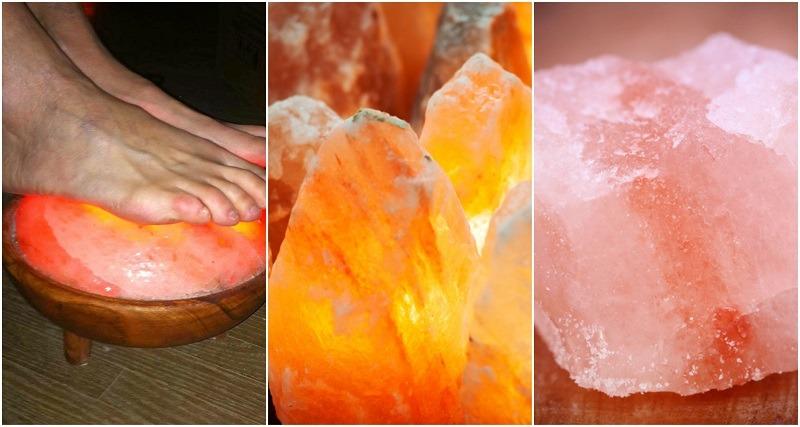 9 Surprising Ways To Use Himalayan Salt Youve Probably