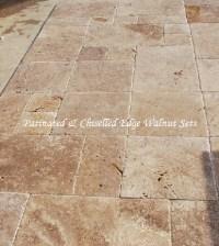 Walnut Travertine Tiles