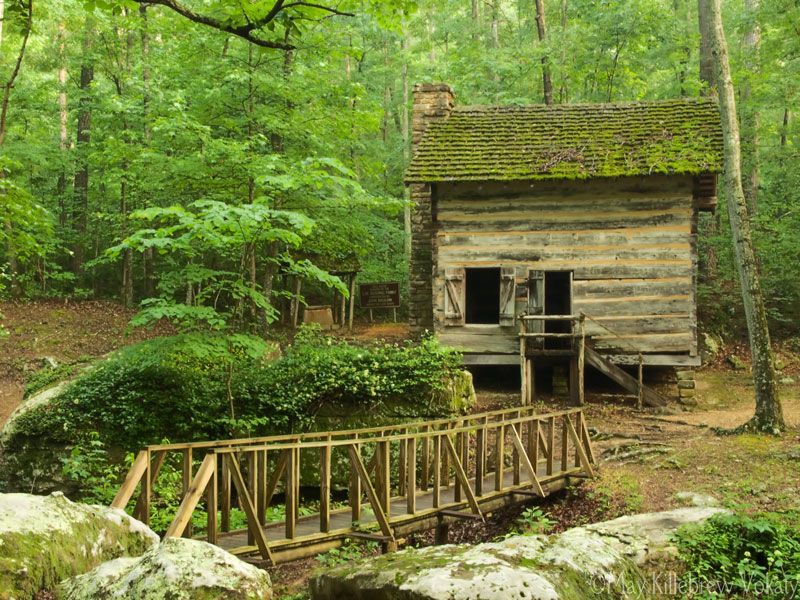 Tishomingo State Park a Mississippi park located near