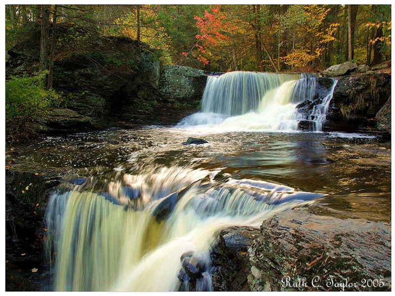 George W Childs State Park a Pennsylvania State Park located near East Stroudsburg Hawley and