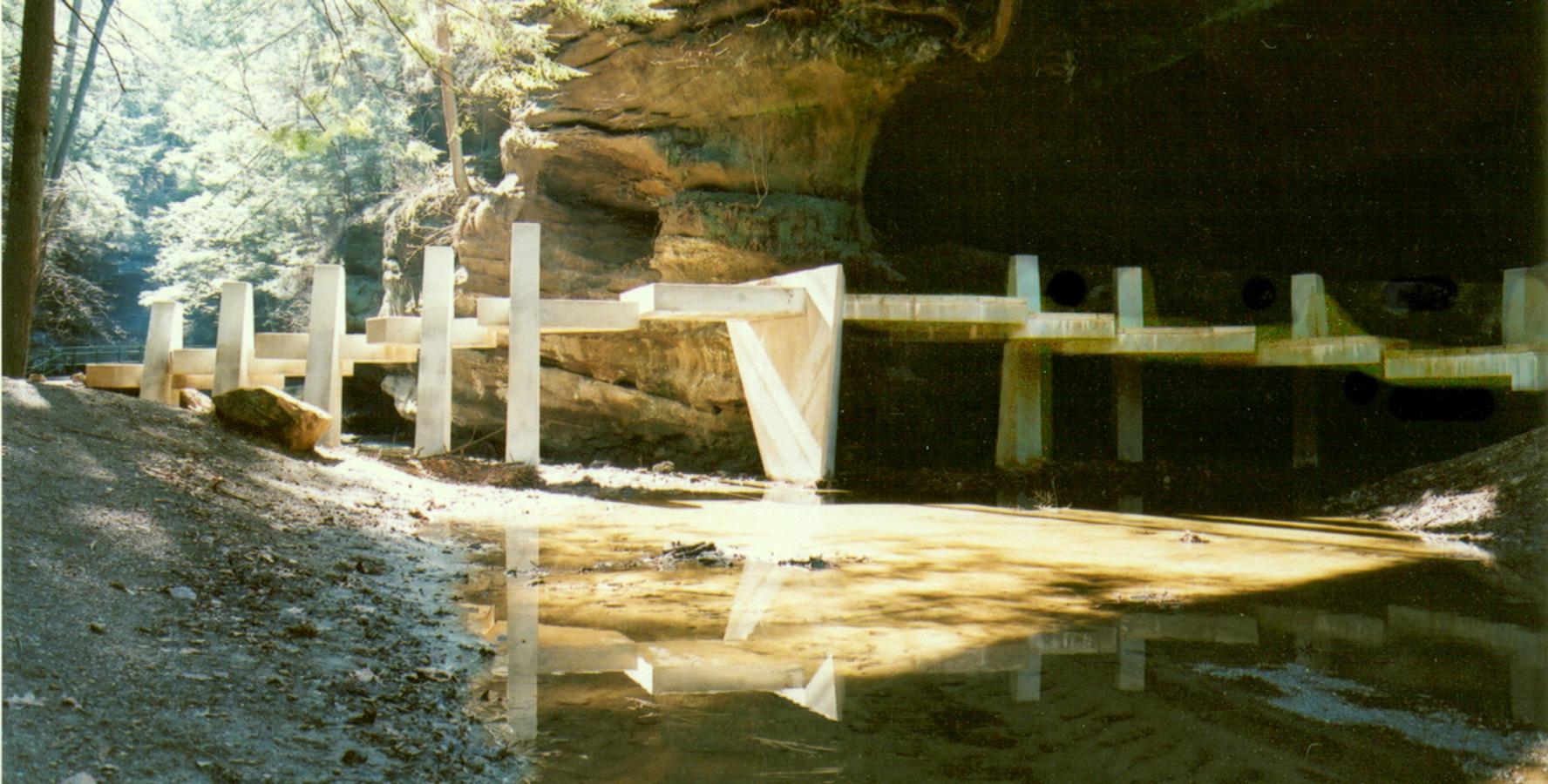 Old Mans Cave at Hocking Hills State Park