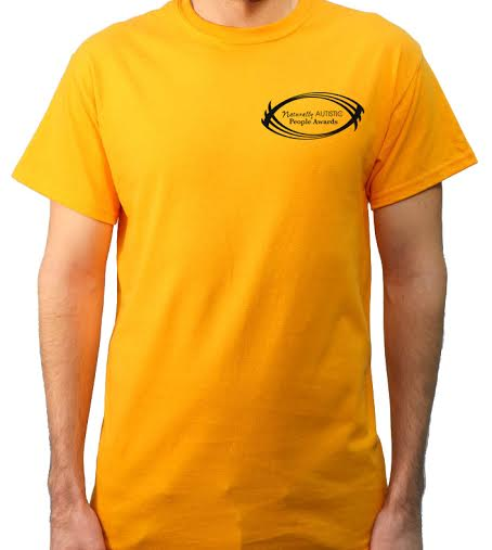 T-shirts LOGO GOLD (front)