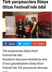 Turkish News Media: Deniz Candogan, INAP AWARD Recipient, Turkey