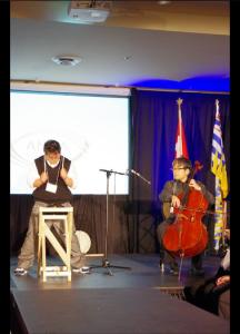 November 30, 2017, Sechelt BC Canada