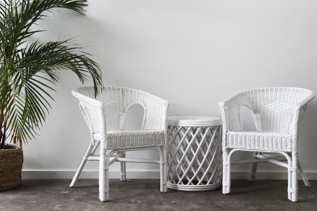 Cape North Wicker Chair Naturally Cane Rattan And Wicker Furniture