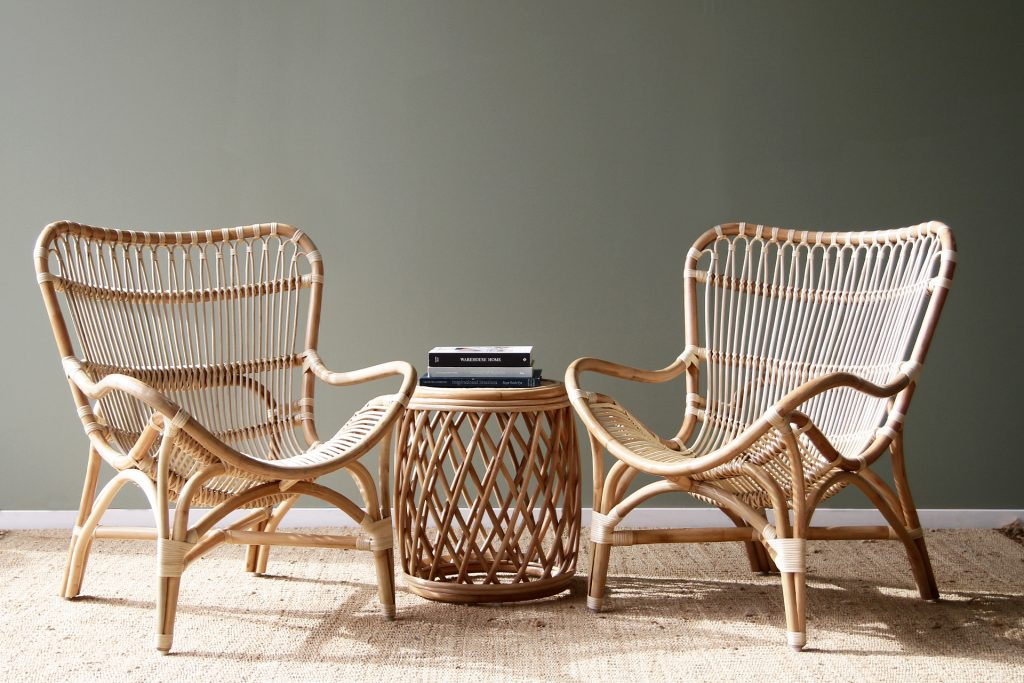 cane sofa bed leather brown butterfly chair   naturally rattan and wicker furniture