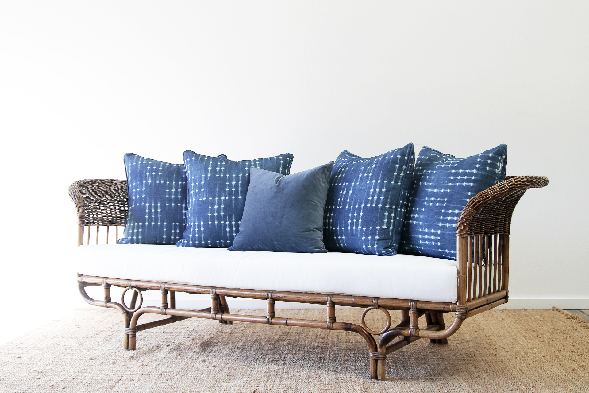 Bower Daybed  Naturally Cane Rattan and Wicker Furniture