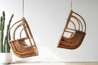Rattan Hanging Chairs | Naturally Cane Rattan and Wicker ...