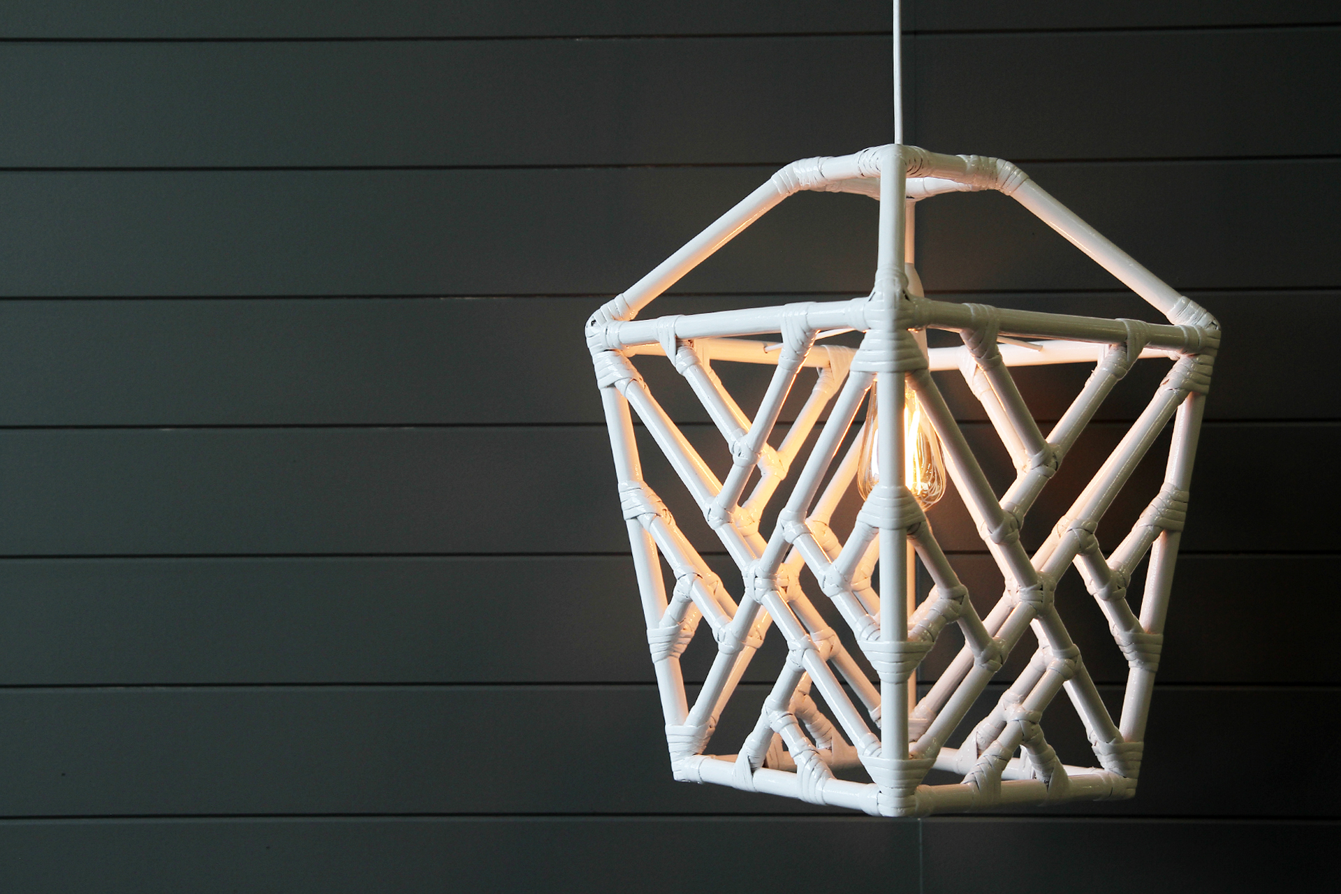 Wicker Pendants  Naturally Cane Rattan and Wicker Furniture