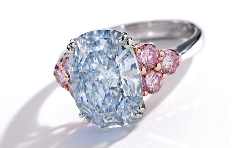 6 Magnificent Colored Diamonds At Sothbeys Magnificent