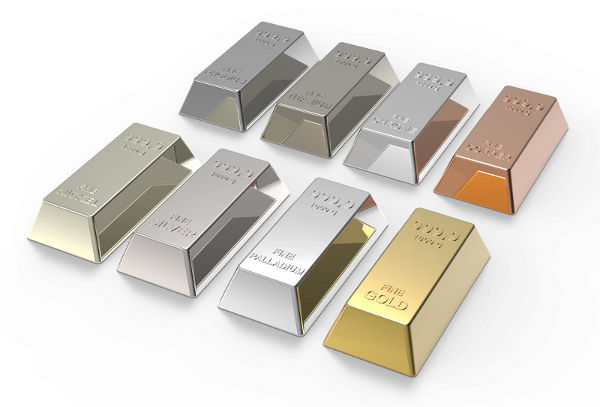 Crucial Update :GOLD ,SILVER ,Palladium ,Platinum ,Base Metals ...