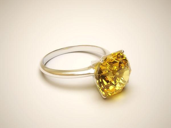 Yellow Sapphire VS Yellow Diamond Defining The