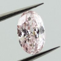 Pink Diamond - Fancy Light Pink, 0.31 carat, SI1, ID-4210