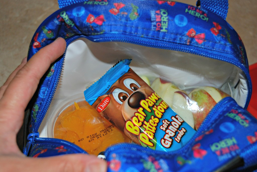 Bear Paws Back to School