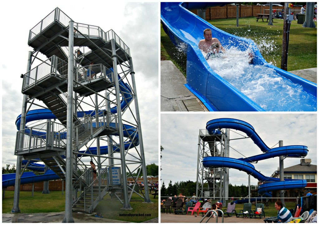 Splash n' Putt Waterslide